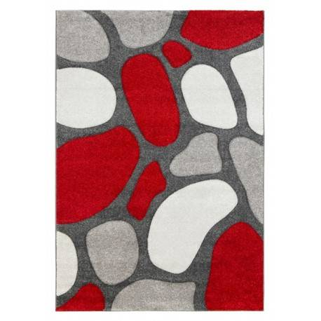 Tempo Pebble Grey Red