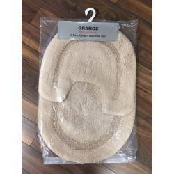 Grange Assorted 2 Piece Bath Mat Sets