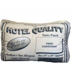 Hotel Quality Pillows Twin Pack