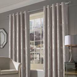 Margo Velvet Ringtop Champagne Gold Curtains